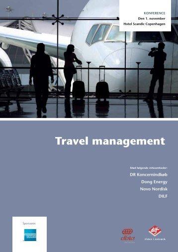 Travel management - DBTA