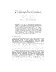 Vida: How to use Bayesian inference to de-anonymize persistent ...
