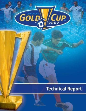 Gold Cup 2007 - CONCACAF.com