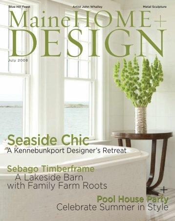 Seaside Chic - Chatfield Design