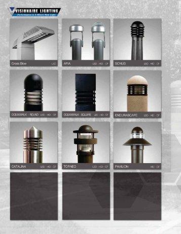 Bollard - Visionaire Lighting LLC & Aria LED - Visionaire Lighting LLC azcodes.com