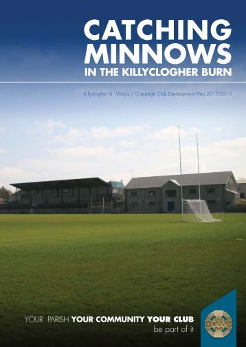 CatChing Minnows - Killyclogher GAA