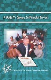 bfsb booklet 5.5 x 8.5 (rev 2) - Bahamas Financial Services Board