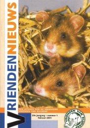 2001-23-01 - Vrienden van Blijdorp