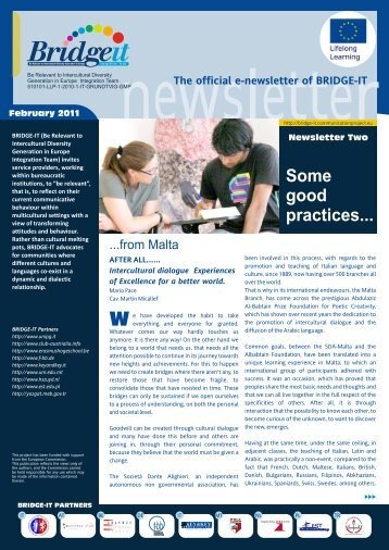 newsletter 2 EN.cdr - Bridge-it - communicationproject.eu