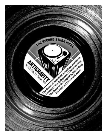 September 2008 (PDF) - Antigravity Magazine