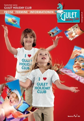 gulet holiday club - Gulet Touristik