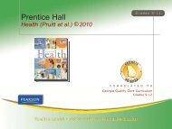 Prentice Hall - Pearson