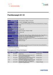Fachkonzept A1.12 - Verband Schweizerischer Einwohnerdienste