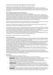 Protokoll Elternrat 16.11.09 - Gymnasium Damme