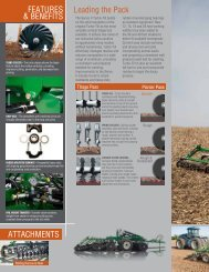 Turbo-Till Series II - Great Plains Manufacturing