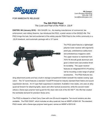 Sig Sauer p230 manual Pdf