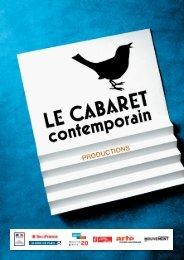 The John Cage Project - Cabaret Contemporain