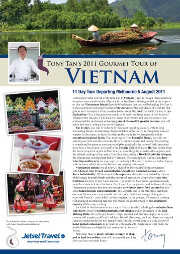 ViEtNAM - Tony Tan