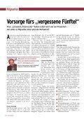 Psychischer Druck & die Folgen - Der Kassenarzt - Seite 6