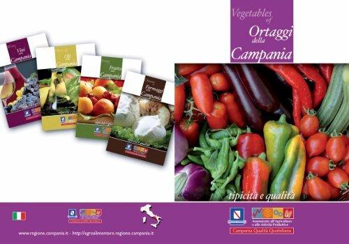 Centro Orticolo Campano - Regione Campania
