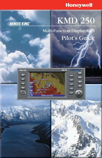 KMD 250 Pilot's Guide