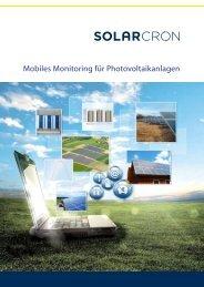 Mobiles Monitoring für Photovoltaikanlagen - Enerpoint