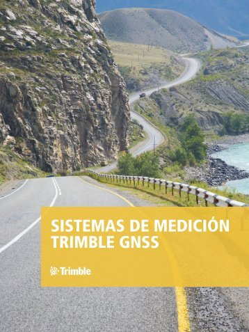 Portfolio GNSS Trimble - Runco