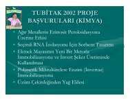 (Microsoft PowerPoint - Sunum-C. Akg\374l2-Projeler.ppt)