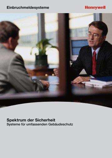 Prospekt: Spektrum der Sicherheit (pdf) - Telcom AG