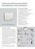 Prospekt: Spektrum der Sicherheit (pdf) - Telcom AG - Seite 4