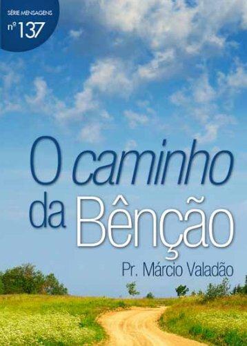O Caminho da Bênção - Lagoinha.com
