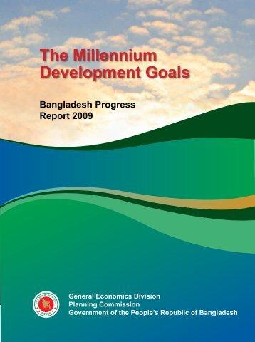 Bangladesh Progress Report 2009 - Unesco