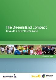 The Queensland Compact - The Queensland Cabinet - Queensland ...