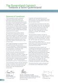 The Queensland Compact - The Queensland Cabinet - Queensland ... - Page 2