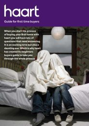 When you start the process of buying your first home with haart you will