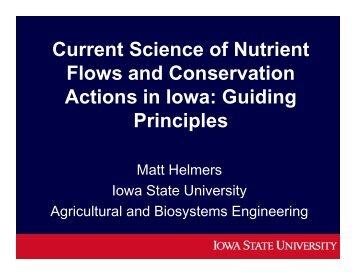 Guiding Principles - Iowa State University