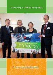 Jaarverslag en Jaarrekening 2011 - Natuur en Milieufederatie Utrecht