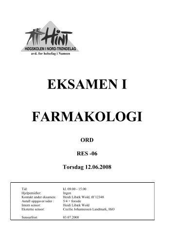 RES 06 - Farmakologi - 12062008