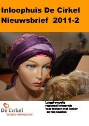 Inloophuis De Cirkel Nieuwsbrief 2011-2