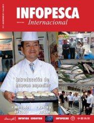Artículo sobre el proyecto - Revista INFOPESCA Internacional Nº 47