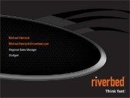 Wer ist Riverbed? - Inneo