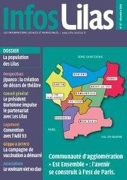 Infos Lilas 87 - Les Lilas