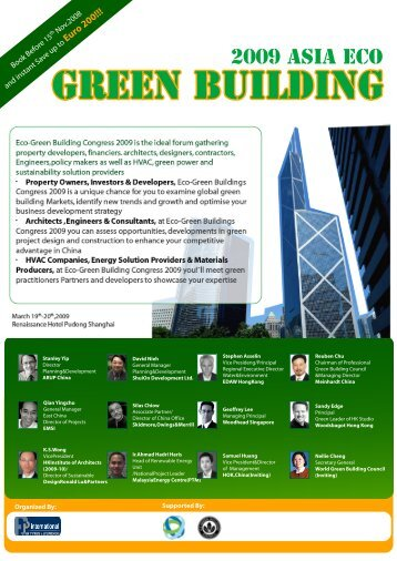 Green Building - The Professional Green Building Council