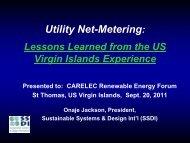 Net-metering - Carilec