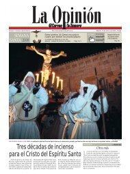 semana santa 2008 - La Opinión de Zamora