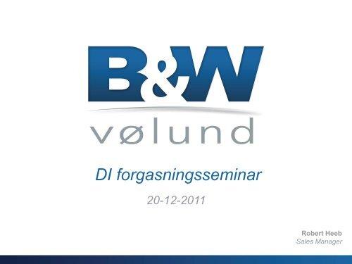DI forgasningsseminar 20-12-2011 - Bioenergi