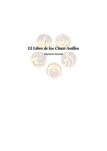 El Libro de los Cinco Anillos - Osho y maestros espirituales