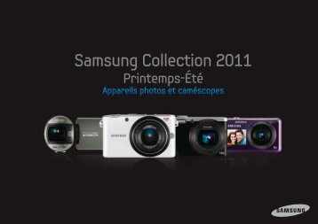 Samsung Collection 2011