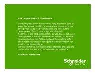 VSD New developments & Innovations - ESR Technology