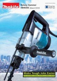Rotary Hammer HR4030C 40mm (1-9/16 - Makita