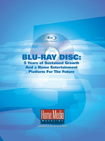 BLU-RAY DISC - Questex Media