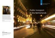 Public transport in the Netherlands - EMTA