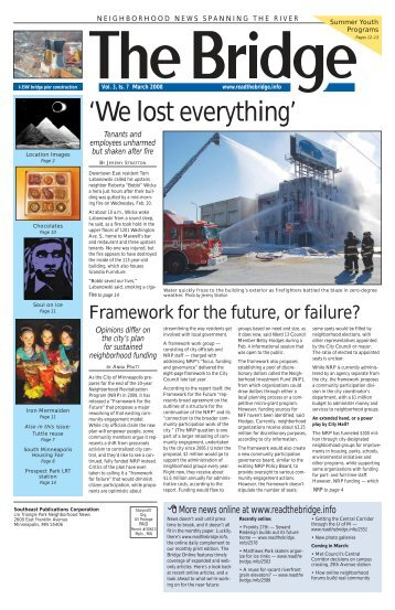 'We lost everything' - Bridgeland News
