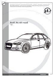 Audi A6 All road '12 - Boisnier